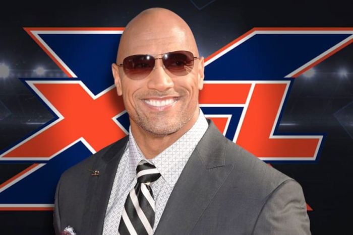 The Rock, la competencia de la NFL