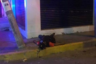 Acribillan a un hombre en zona popular de la capital mexiquense
