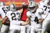 Raiders le quita invicto de once meses a Kansas City